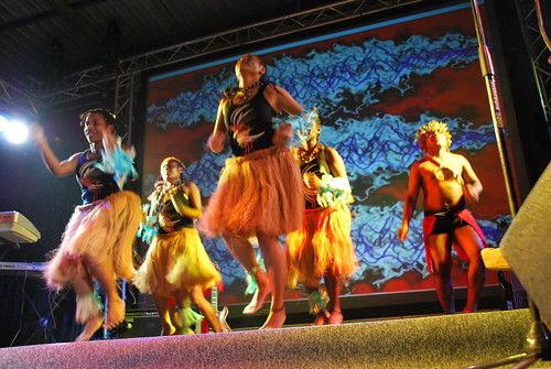 UPNG Cultural Performers by you.