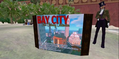 Bay City - 1St Anniversary Parade