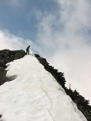 Mt Harvey, 6 Jun 2009
