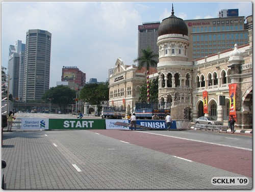 SCKLM09 - Start & Finish