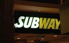Subway in KL