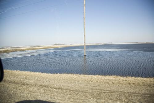 Flooded fields 3 032009