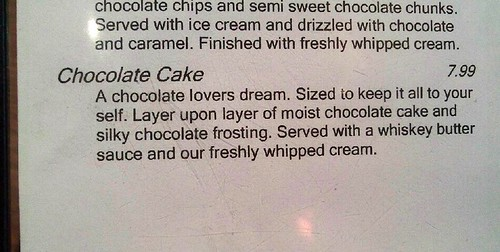 A Chocolate Lovers