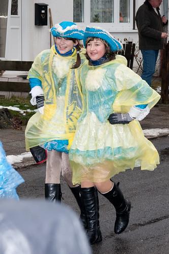Karnevall in Kitzscher