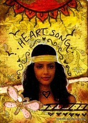 "ATC: Sarah Washington - ""Heartsong"""