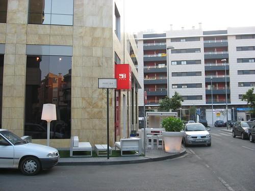 Bar Soho. Calle Miguel Gila, Córdoba.
