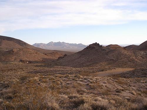 Daylight Pass, Death Valley