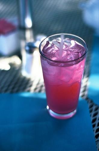Prickly Pear Lemonade