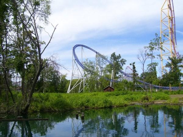 Cedar Point - Project 2010 Mystery