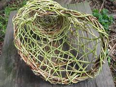 random weave basket