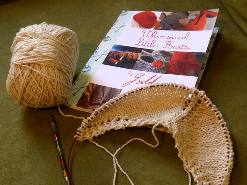ishbel in silky wool