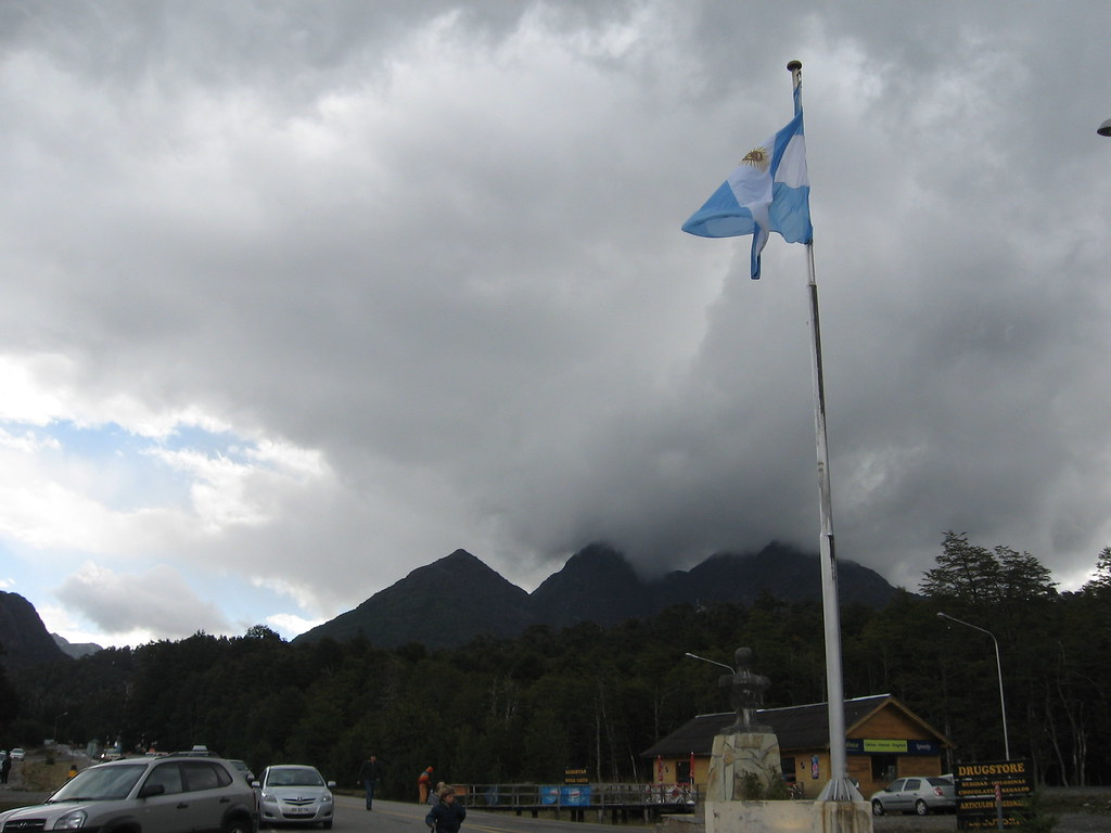 Frontera andina Chile/Argentina