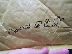 From Monkey to Mailman