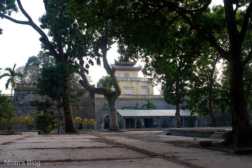 Đoan Môn - từ phía trong thành 2