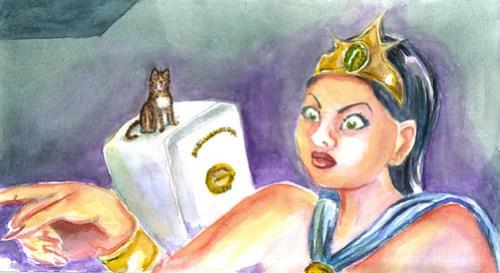 fridge-queen