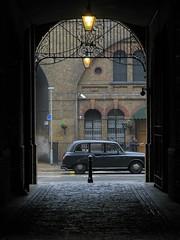 Black Cab, London