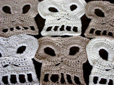 lots of skulls