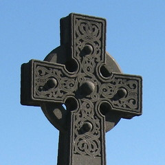 celtic • cross