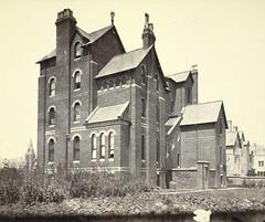 Nineteenth-century English Apartment House