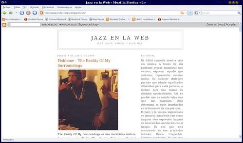 si te gusta el jazz búscalo merece la pena