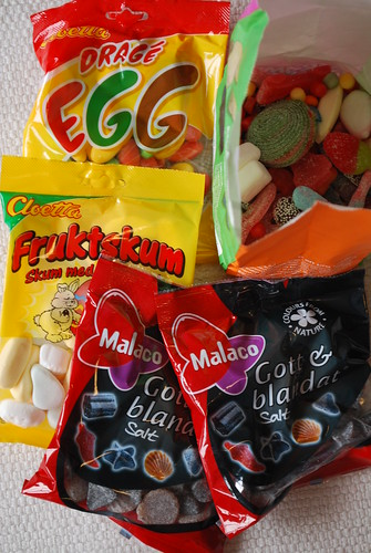 Swedish sweets!