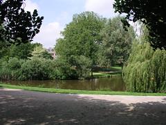 Sarphatipark, Amsterdam, June 2009.
