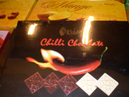 Beryl's Chili Chocolate