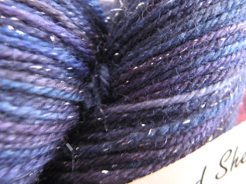 Astarte from the Mythos Yarn Club