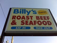 Billys Sign