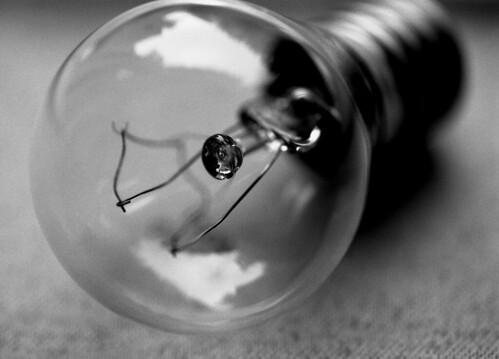 Bulb. (Ilford Pan F Plus. Nikon F100. Epson V500.)