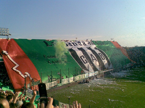 GREAT flag of BANFIELD