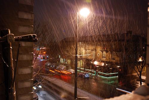 Snowy Colfax