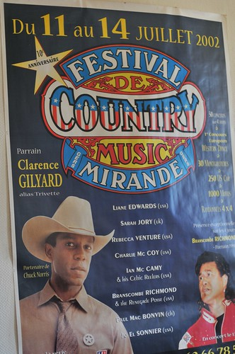 Country Music in France!