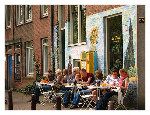 Van Gogh cafe by you.