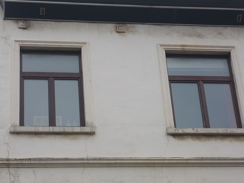 My old kitchen and livingroom windows