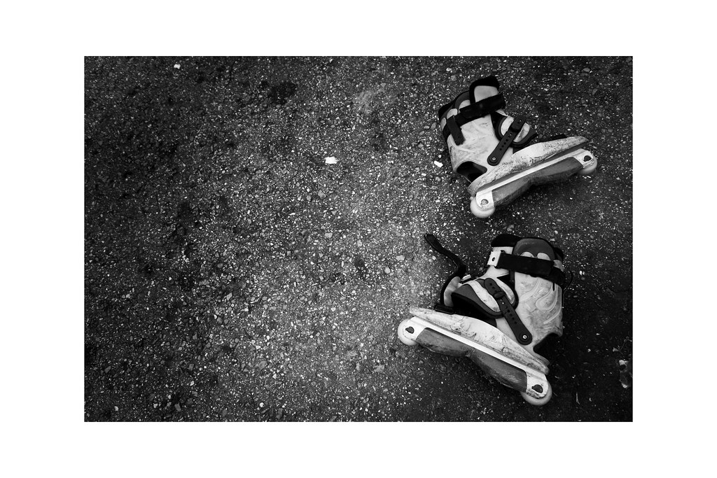my rollerblade