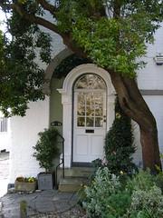 Doorway in Rye