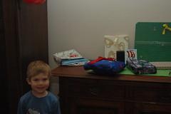 Conrads vierter Geburtstag