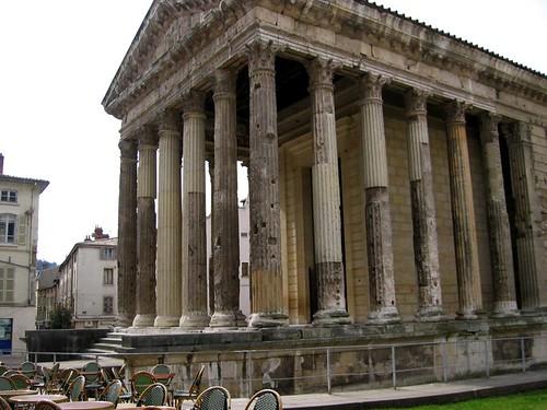 Temple dAuguste et de Livie.