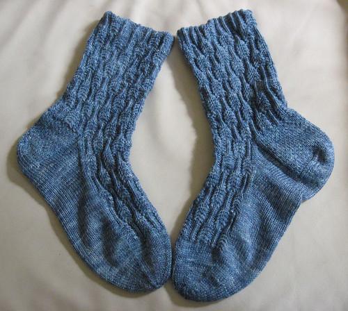 Tree Socks Flat