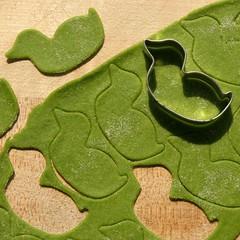 Taccole e fagioli: Enten mit Köpfchen