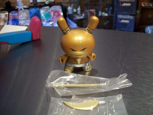golden ticket dunny 5 huck gee