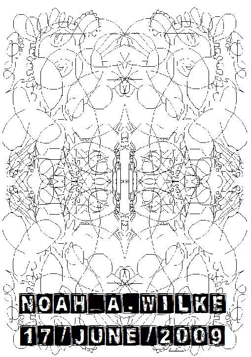 blundering nature program cover