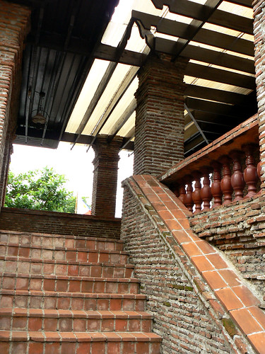 Juan Luna Shrine_Stairs