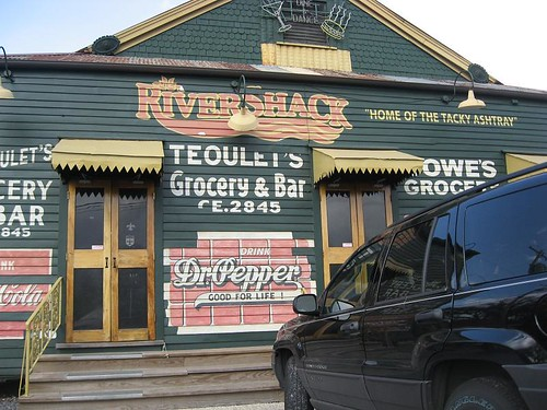 The Rivershack Tavern -- home of deliciousness