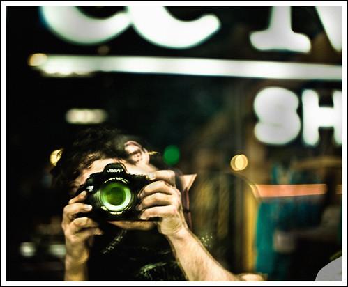 Reflection: Self Portrait.