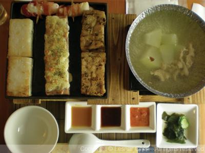 客家鐵板煎米食-0002
