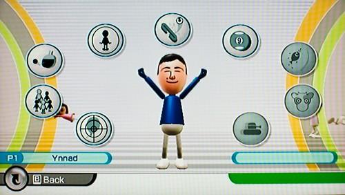 Wii! It's Mii!
