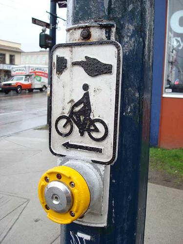 Bikeway Signal Crossing