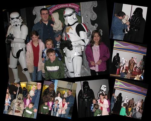 Star Wars at Children's Museum